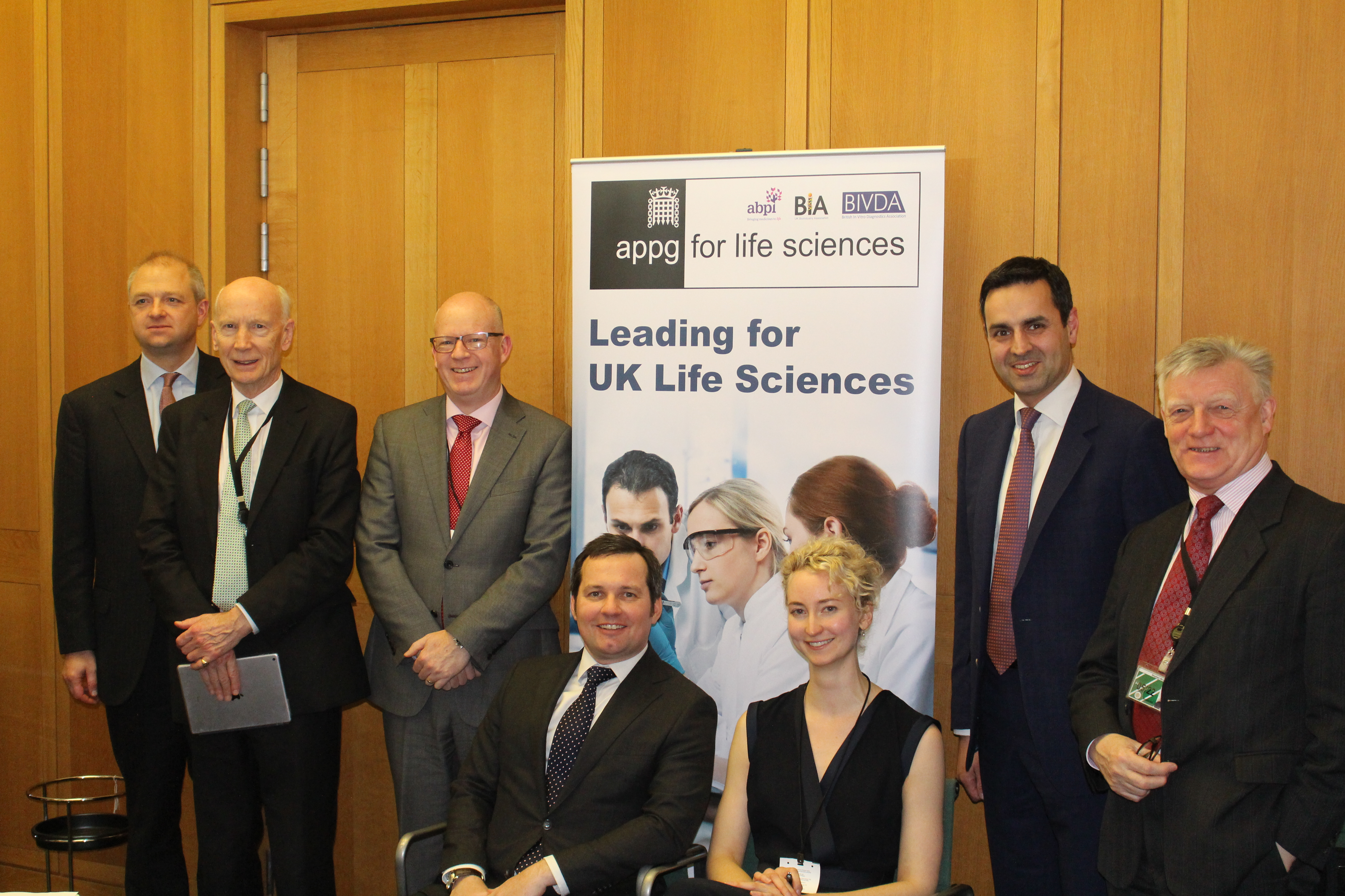 BIVDA, ABPI and BIA Re-Launch APPG for Life Sciences