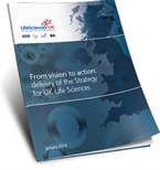 Delivery of the Strategy for UK Life Sciences