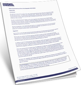 BIVDA Reports & Position Papers
