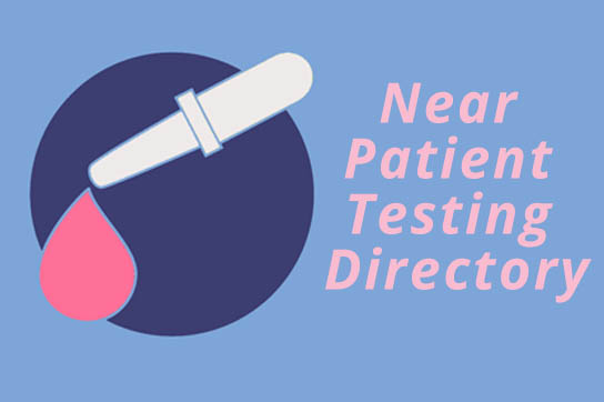 Near Patient Testing Directory